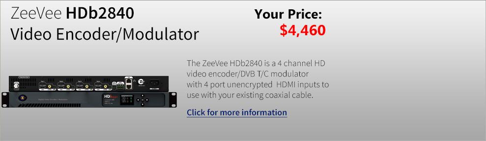 ZeeVee HDb2840